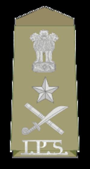 Intelligence Bureau (India) - Insignia of Director Intelligence Bureau