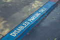 Disabled Parking Only Signage North Park San Diego 6D2B4150.jpg