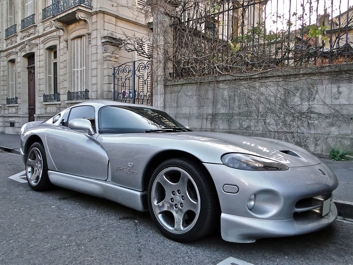 Dodge Viper (SR II) - Wikipedia