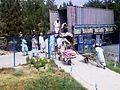Dog food unloading in MDC - panoramio - Masoud Akbari.jpg