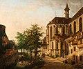 Domenico Quaglio Klosterhof 1822.jpg
