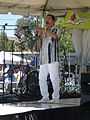 Don Pepot performing at 3AAF 1.JPG