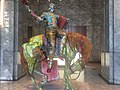 Don Quixote and Rocinante in the lobby.jpg