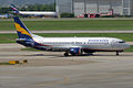Donavia, VQ-BAO, Boeing 737-4Q8 (16454503881).jpg