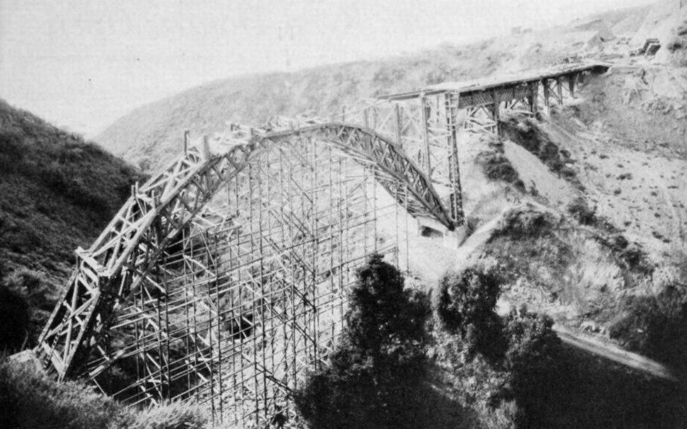 Doolan Hole Creek Bridge 1934
