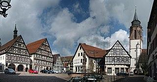 Dornstetten,  Baden-Württemberg, Germany