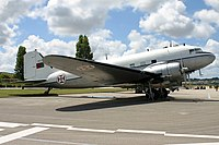 Douglas C-47A Skytrain, Portugal - Air Force JP6277345.jpg