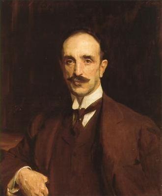 Douglas Vickers - Douglas Vickers, John Singer Sargent, 1914