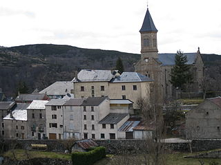 Dourbies Commune in Occitanie, France