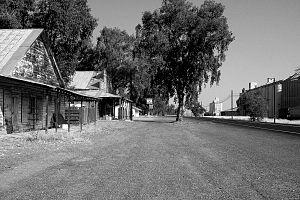 Artois, California - Downtown Artois, along the former US 99W