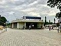 Dr.B R Ambedkar metro station near Vidhan Soudha.jpg