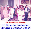 Dr.Sharma with Cancer patients.jpg
