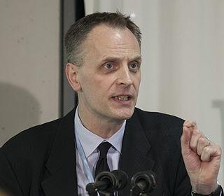 Richard Horton (editor) British medical editor