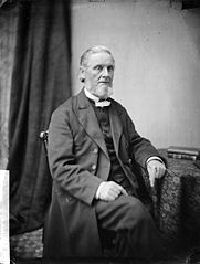 Dr John Thomas (1821-92)