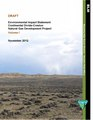 Draft environmental impact statement - Continental Divide-Creston natural gas development project (IA draftenvironment01unit 3).pdf
