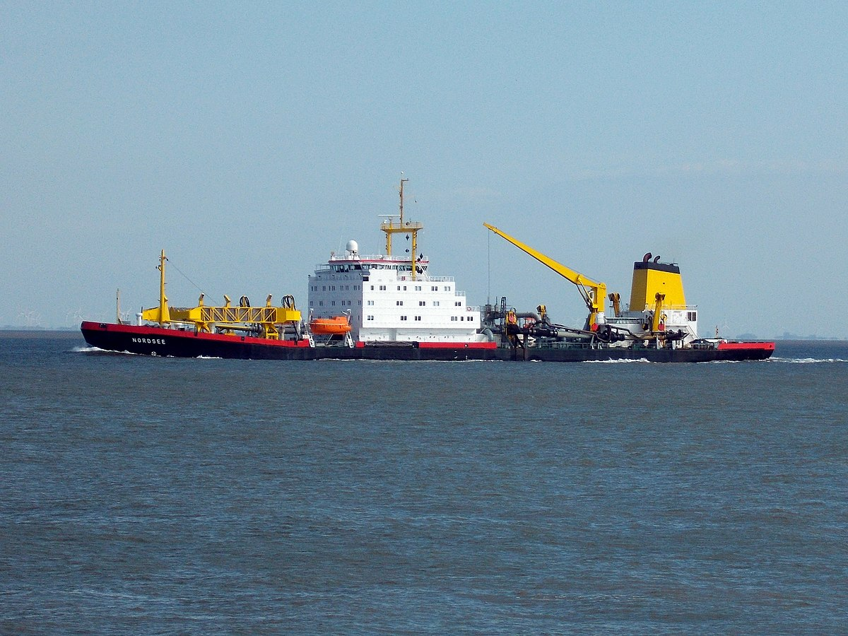 Gesunkene Schiffe Nordsee