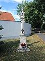 Dreifaltigkeitssäule 6048 in A-2475 Neudorf.jpg