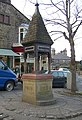 Drinking Fountain, Main Street - Station Road, Burley in Wharfedale - geograph.org.uk - 698037.jpg
