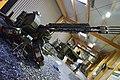 Dubendorf Flieger Flab Museum - 35mm Oerlikon twin cannon anti-aircraft gun (Ank Kumar) 02.jpg