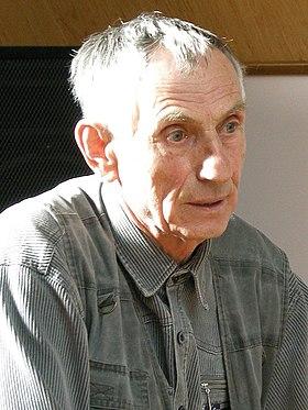 Євген Дудар у редакції «Вільного життя плюс» (квітень 2014)