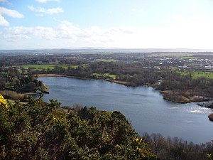 Duddingston Loch - View of the loch