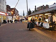 Dudley Market - geograph.org.uk - 1110379