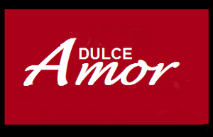 Dulce amor - Image: Dulce Amor Logo