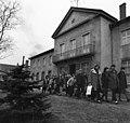 Dunavecse 1972, Tanulási Központ. Fortepan 87968.jpg