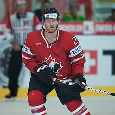 Duncan Keith - Switzerland vs. Canada, 29th April 2012-2.jpg