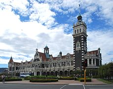Dunedin Railway Station 001