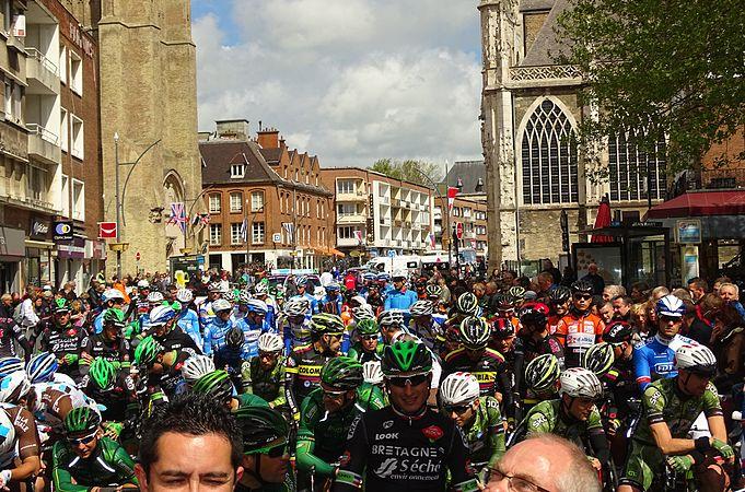 Dunkerque - Quatre jours de Dunkerque, étape 1, 6 mai 2015, départ (C29).JPG