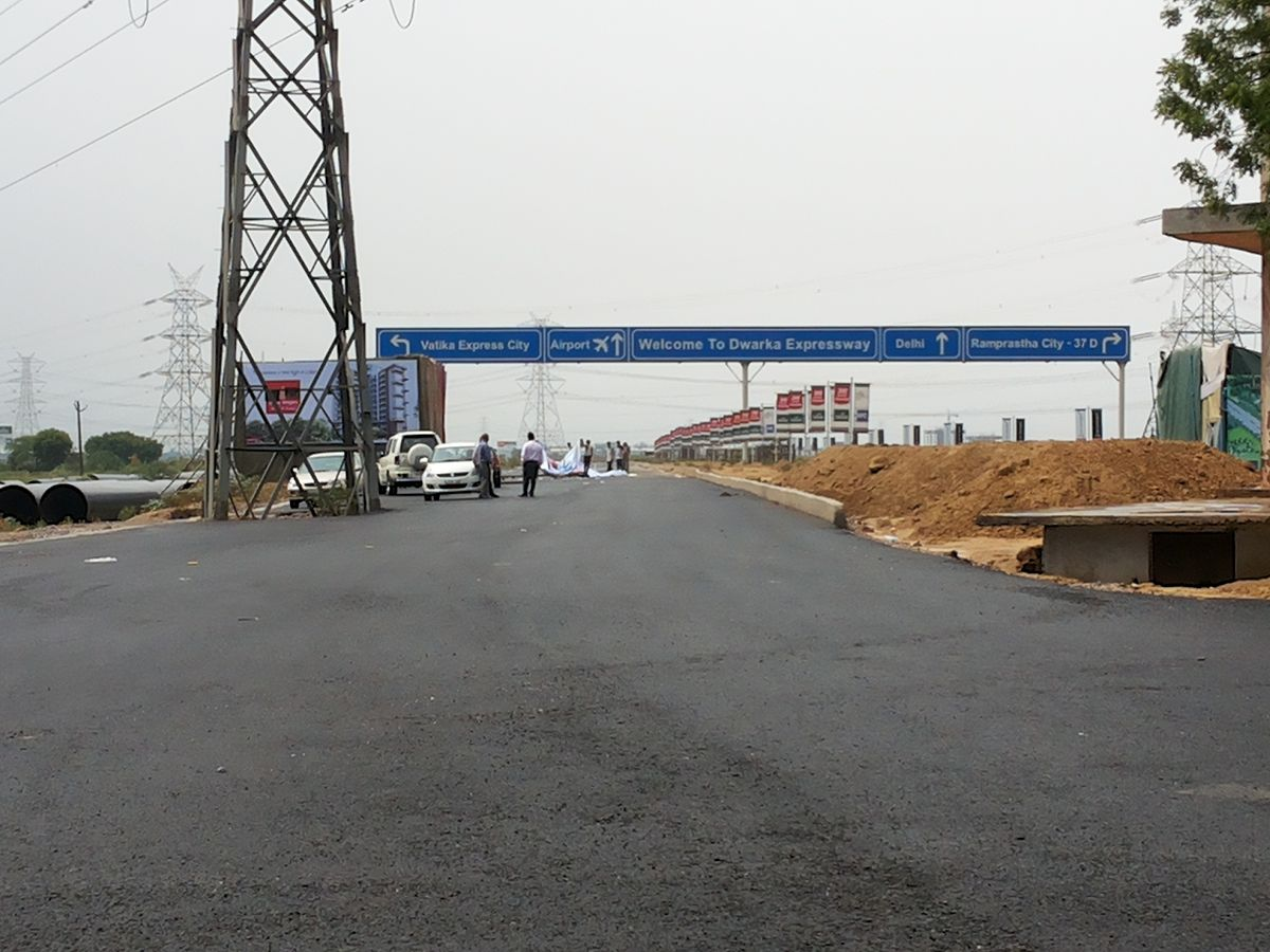 93af99a7eeab Dwarka Expressway - Wikipedia
