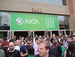 File:E3 Expo 2012 - Microsoft Press Event - exiting the event (7640802906).jpg