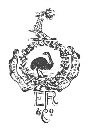 Remington & Co - Signet (1893)