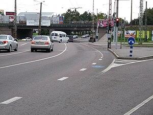 Kassisaba - Image: EE TLN Endla street