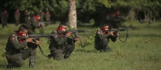 War in Catatumbo War between militia groups in Colombias Catatumbo region over drug trade