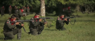 Catatumbo campaign War between militia groups in Colombias Catatumbo region over drug trade