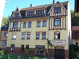 Ehrensteig in Eisenach