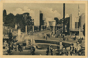 Brussels International Exposition (1935) - Image: EXPO Bruxelles 1935 C