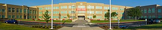 East High School (Salt Lake City) - Image: East High School, Salt Lake City, Utah
