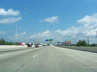 Hammond, Indiana - Borman Expressway