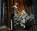 Ecstasy of St Theresa by Bernini Santa Maria della Vittoria 15042017 02.jpg