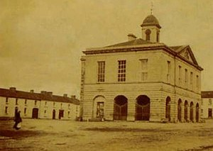 Edenderry - Image: Edenderry Market house