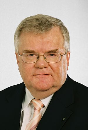 Estonian parliamentary election, 2007 - Image: Edgar Savisaar 2005 crop