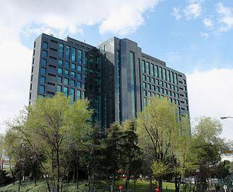 Amadeus IT Group - Headquarters (Madrid, Spain)
