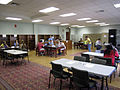 Edit-a-thon under way at the UNC, April 2013.jpg