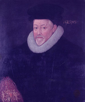 Blessed Parliament - The Speaker, Edward Phelips