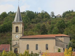 Rembercourt-sur-Mad Commune in Grand Est, France