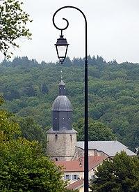 Eglise de Saint-Sylvestre, Haute-Vienne, Limousin, France..jpg