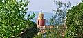 Eglise de Saint-Tropez vue de la citadelle.jpg